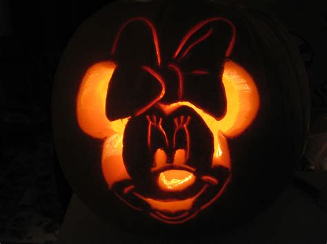 minnie mouse template for pumpkin carving pumpkin 1 my underemployed