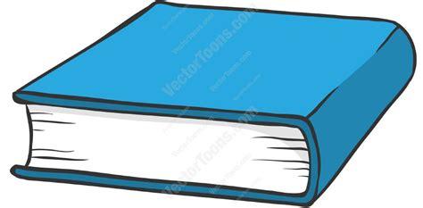 blue a novel blue hardcover book clipart vector