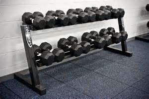 hantel gestell commercial two tier 10 pair hex dumbbell rack legend