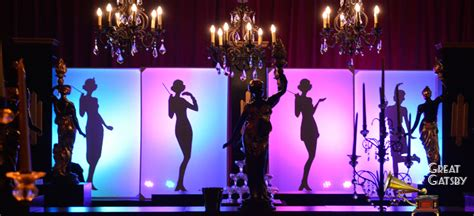 themes for the great gatsby great gatsby theme sydney prop specialists
