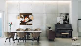 Dining Room Contemporary contemporary dining room 3 interior design ideas