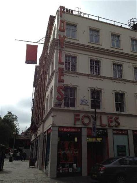 foyle s foyles bookshop jpg