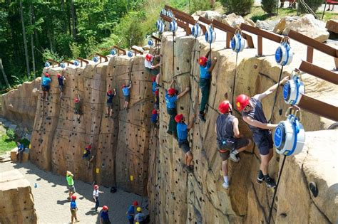 backyard rock climbing wall this is the world s largest man made outdoor rock climbing structure http www