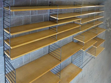 50 s storage shelves string bookshelf system bokhyllan by
