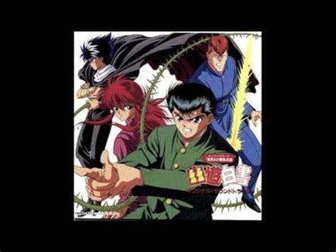 theme song yu yu hakusho yusuke s theme yu yu hakusho original soundtrack youtube