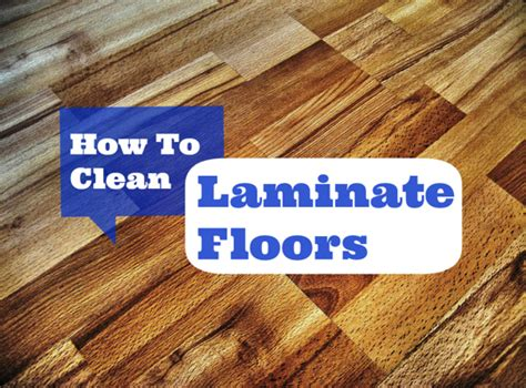 what should you use to clean laminate wood floors carpet