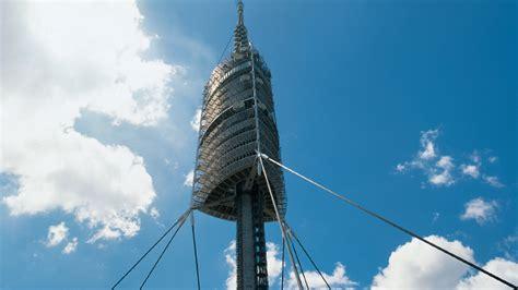 mirador collserola mirador collserola tower visit barcelona