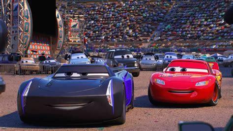 cars 3 ceo film cars 3 clip quot meet jackson storm quot hollywood reporter