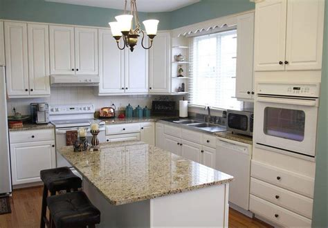 Decorating Ideas For Kitchens With White Appliances Grey Kitchen Cabinets With White Appliances Quicua