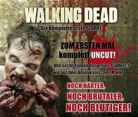 wann kommt the walking dead staffel 4 the walking dead staffel 1 kommt ungeschnitten im mai