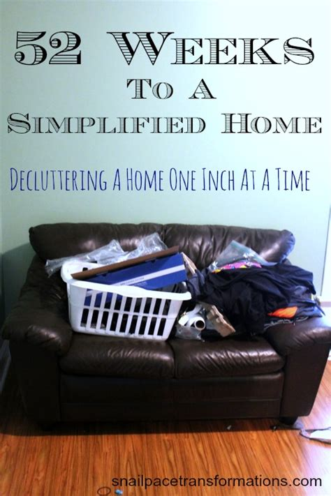house decluttering plan decluttering your house week plan home design and style