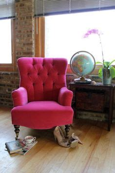 hot pink armchair 1000 images about furniture hot pink chairs on pinterest
