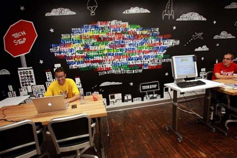 home tech office ideas showcase of most cleverly creative office interior designs