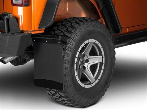 Jeep Jk Mud Flaps How To Install Husky Removable Pivoting Mud Flaps