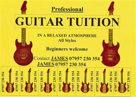 Guitar Lessons London London Guitar Academy London Guitar Academy Guitar Lessons London Guitar Lesson Flyer Template