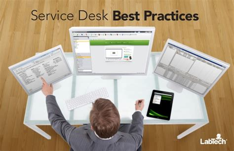 labtech 0013 service desk best practices