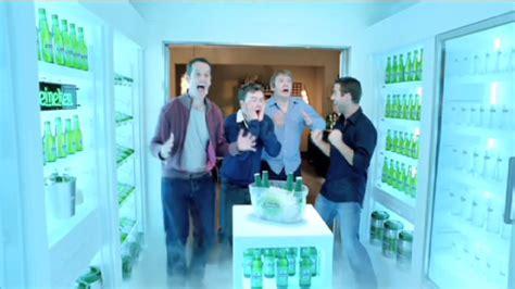 schrank lustig heineken begehbarer k 252 hlschrank hd lustige bier