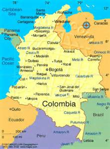 map of columbia south america about eu colombia vs columbia