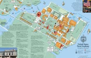 united states naval academy map naval academy cus map our third pedasi