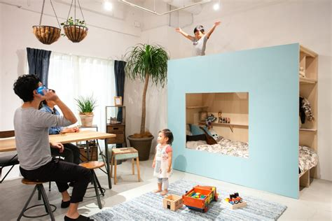 Micro Apartments japanese make the most of their space with small indoor