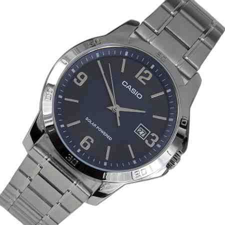 Jam Tangan Casio Pria Mtp Vs02l Solar Powered Original 2 jual jam tangan pria casio mtp vs02d baru jam tangan