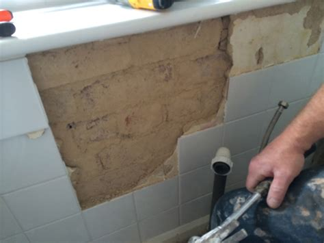 removing tile from bathroom wall how to remove old tile from bathroom wall room design ideas