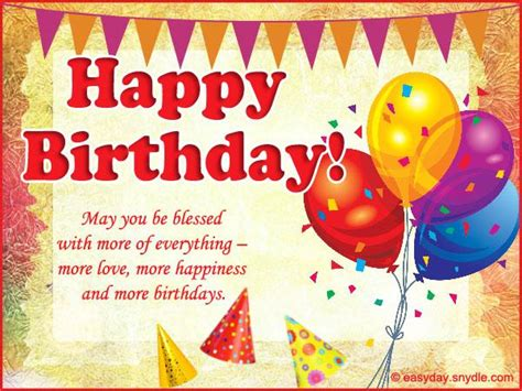 Photos To Wish Happy Birthday Birthday Wishes Messages And Greetings Easyday