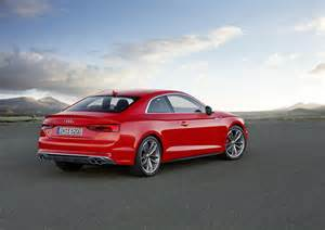 Audi Coupe S5 2017 Audi S5 Coupe Images Photo Audi S5 Coupe 2017 Image