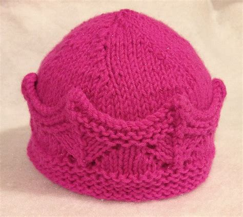 knitted baby crown pattern 20 best ideas about knit hat patterns on