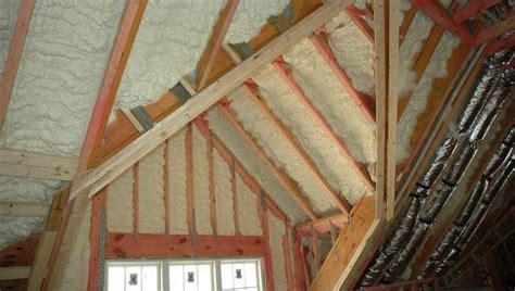 spray foam safe effective insulation option the
