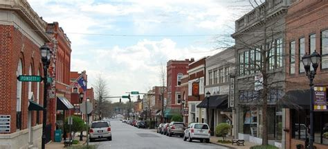south carolinas  main streets