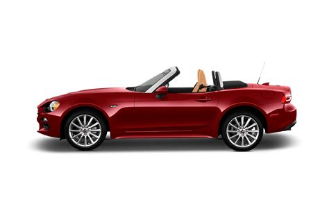 fiat spider 2017 fiat 124 spider pricing starts at 25 990