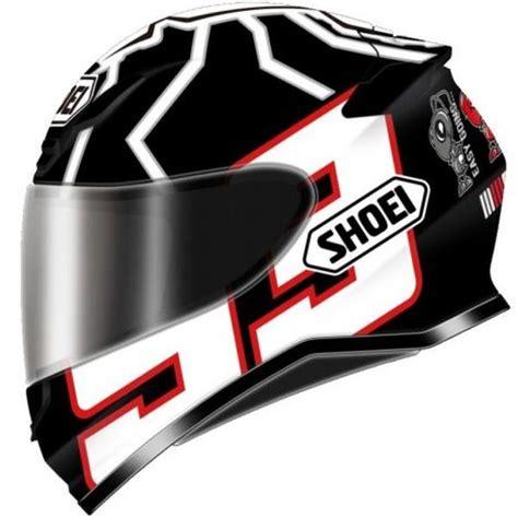 Helm Shoei Black Ant The New Shoei Nxr Marquez Replica Moto Choice