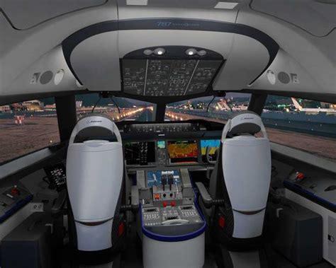 Boeing 787 Dreamliner Interior by Boeing 787 Dreamliner Cockpit Interior Boeing 787