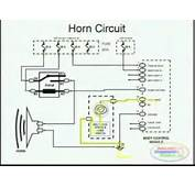 Horns &amp Wiring Diagram  YouTube