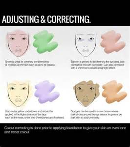 corrective color color correcting let s makeup colors