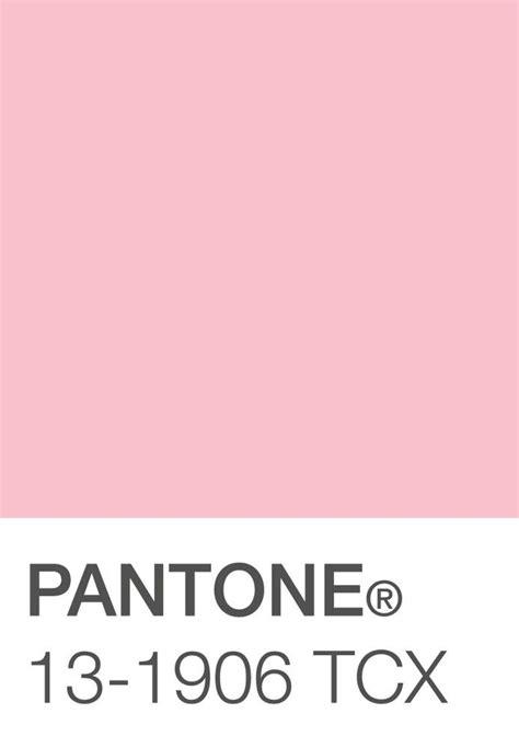 pink pantone pantone 13 1906 tcx colour milkshake pink pinterest
