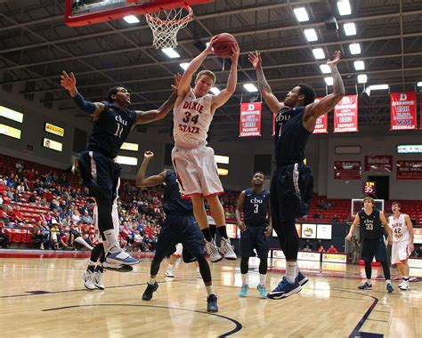 California Baptist Mba Ranking by Dixie State Hoopsters On A Roll Defeat Third Nationally