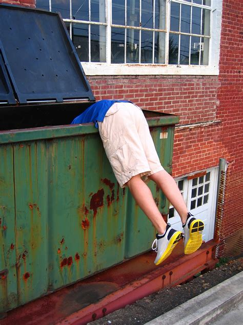 dumpster diving faq ran prieur dumpster diving kinda gross understandably illegal