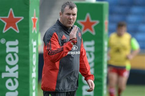 Rest In Peace Munster by How Did Anthony Foley Die Attack Could Be Cause