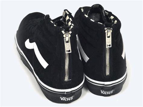 Jual Vans X Mastermind Japan mastermind japan x vans sk8 hi sneakernews