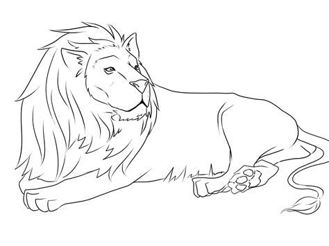 lion coloring pages for kid 171 free coloring pages