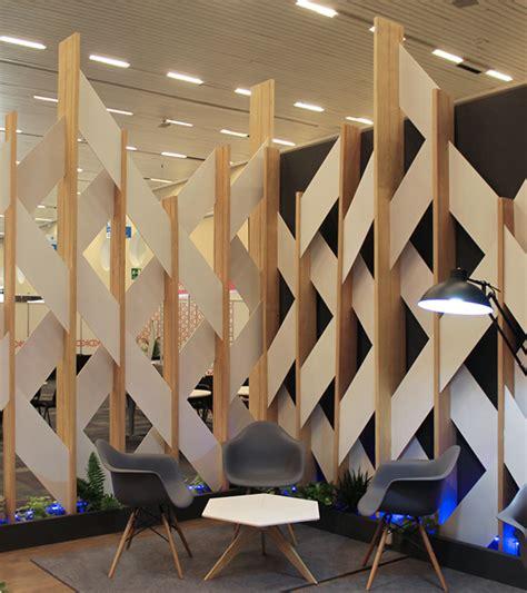 partition wall design projetos corporativos industrial design store