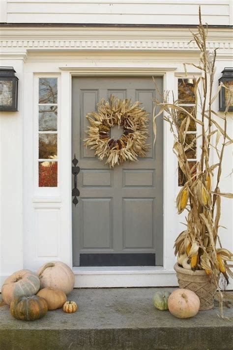 fall front door decorating ideas fall front door ideas for