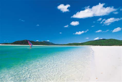 lifes a beach in the whitsundays