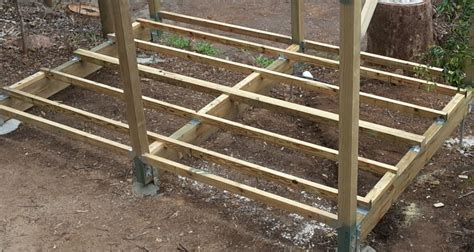 how to build floor build a shed with a raised floor system