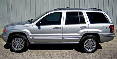 Jeep 2004 Review Picture Of 2004 Jeep Grand Limited Exterior