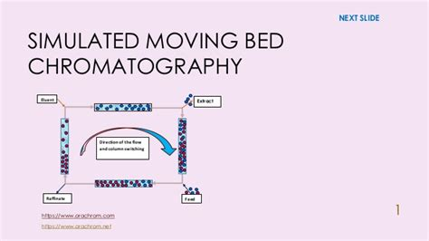 moving bed more on simulated moving bed chromatography