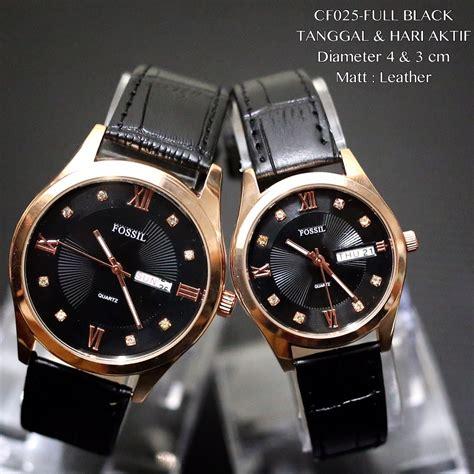 grosir jam tangan fashion pria wanita fossil swiss