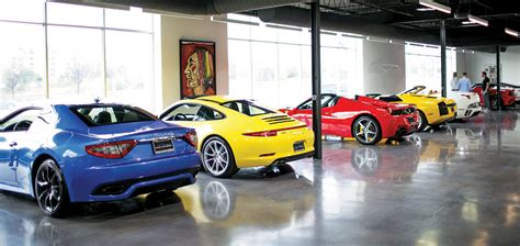exotic car dealership sports car dealers in kansas city sports car dealer derby